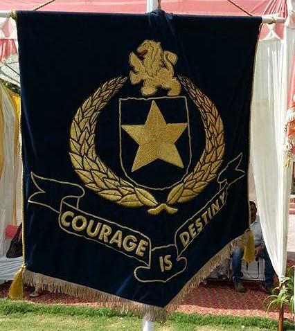Courage is Destiny